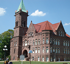 Barbour County Courthouse